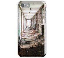 Abandoned Hallway iPhone Case/Skin