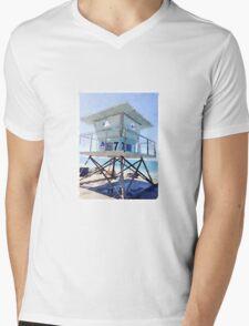 Lucky number seven Mens V-Neck T-Shirt