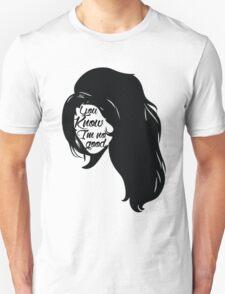 You Know I'm No Good Unisex T-Shirt