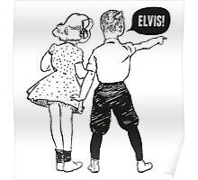 Look, Elvis! Poster
