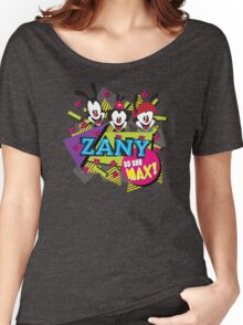 Zany to the MAX! Women's Relaxed Fit T-Shirt