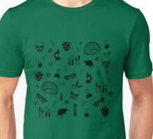 Weird Science in Green Unisex T-Shirt