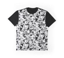 Kuroo x Kenma Collage  Graphic T-Shirt