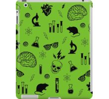 Weird Science in Green iPad Case/Skin