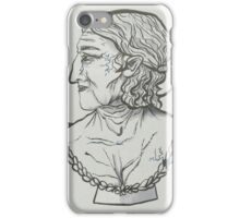 Just An Old Bust iPhone Case/Skin