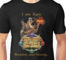 "Elemental Clash Fan Shirt ""Xyric"" Unisex T-Shirt"