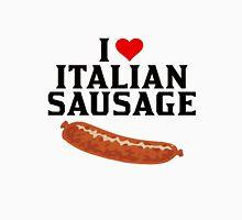 Italian Food, I love Italian Sausage Merchandise, Italy Unisex T-Shirt
