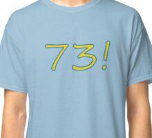 73 Wins Classic T-Shirt