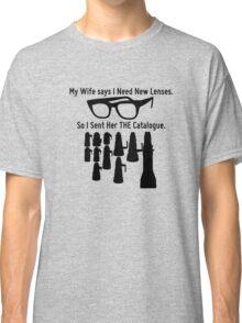 Getting New Lenses Classic T-Shirt