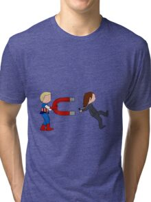 come back bucky Tri-blend T-Shirt