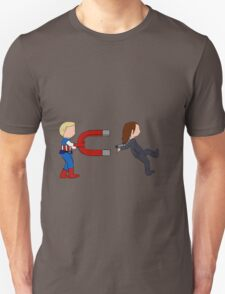 come back bucky T-Shirt