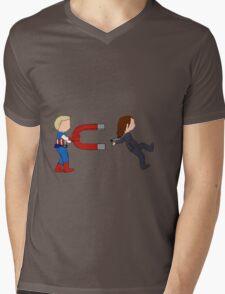 come back bucky Mens V-Neck T-Shirt