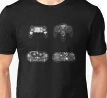 X-ray Controller Unisex T-Shirt