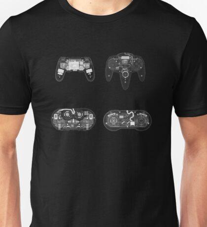 X-ray Controller Unisex T-Shirt