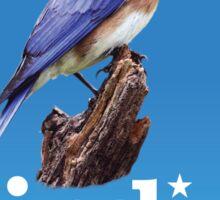 Birdie Sanders for President! Sticker