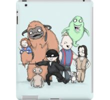 Retro Childhood iPad Case/Skin