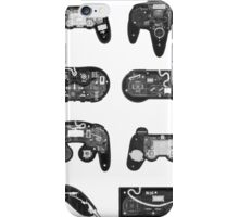 4 X-ray Controller iPhone Case/Skin