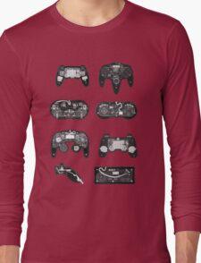 4 X-ray Controller Long Sleeve T-Shirt