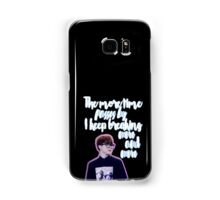 """BTS - Jimin - """"The more time.."""" Samsung Galaxy Case/Skin"""