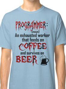 Programmer. Classic T-Shirt