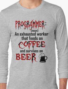 Programmer. Long Sleeve T-Shirt