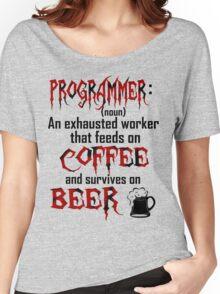 Programmer. Women's Relaxed Fit T-Shirt