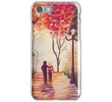 Autumn Afternoon iPhone Case/Skin