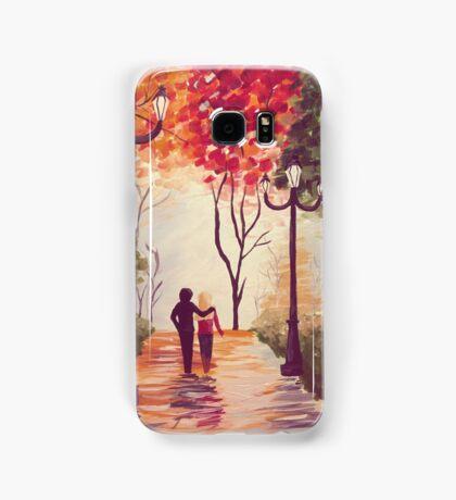Autumn Afternoon Samsung Galaxy Case/Skin