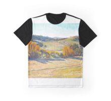 Autumn Along the Creek Graphic T-Shirt