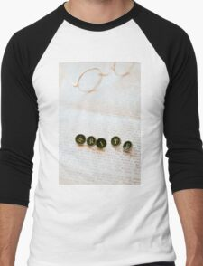Write Men's Baseball ¾ T-Shirt