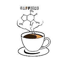 .Caffeine Photographic Print