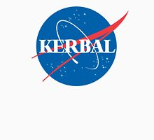 Kerbal Space Program NASA logo (large) Unisex T-Shirt