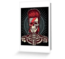 Ziggy Skulldust - Variant Greeting Card