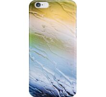 Rain On The Train To The Plane iPhone Case/Skin