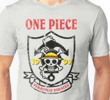 one piece tshirt Unisex T-Shirt