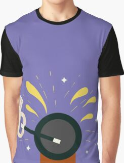 Magician with magical wand Graphic T-Shirt