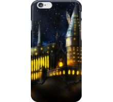 Castle by Night iPhone Case/Skin