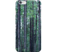 Trees - Mpumalanga iPhone Case/Skin