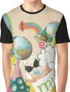 Collage Pop Graphic T-Shirt