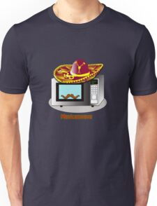 Mexican Wave - Mexican Microwave Unisex T-Shirt