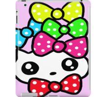 Ribbon Kitty iPad Case/Skin