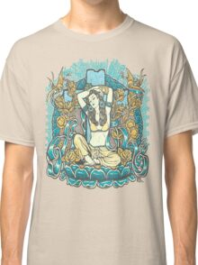 Mexican American Goddess Chicano Vintage LA Pinup Classic T-Shirt