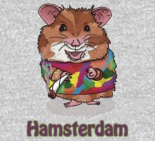 Hamsterdam One Piece - Long Sleeve