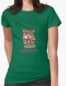 Hamsterdam Womens Fitted T-Shirt