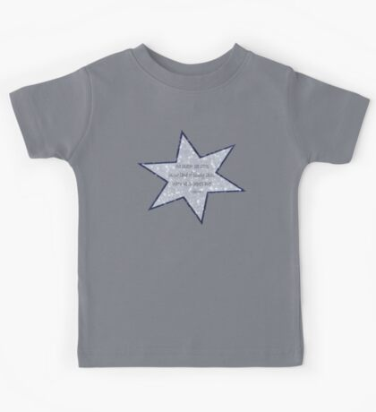 star haiku Kids Tee