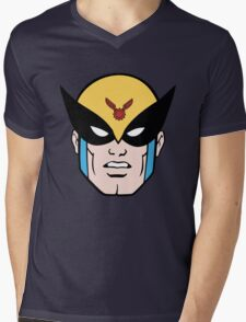 Birdman Mens V-Neck T-Shirt