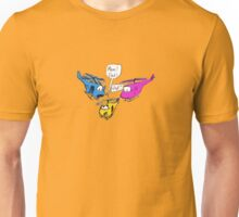 Helicopter Parents Unisex T-Shirt