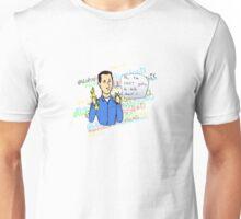 Prof Yonts is Not Your Parents Unisex T-Shirt
