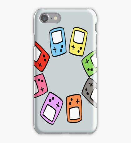 Gameboy Lover iPhone Case/Skin