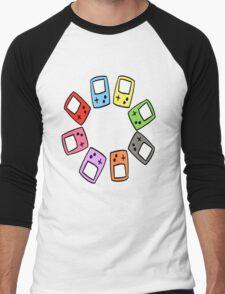 Gameboy Lover Men's Baseball ¾ T-Shirt